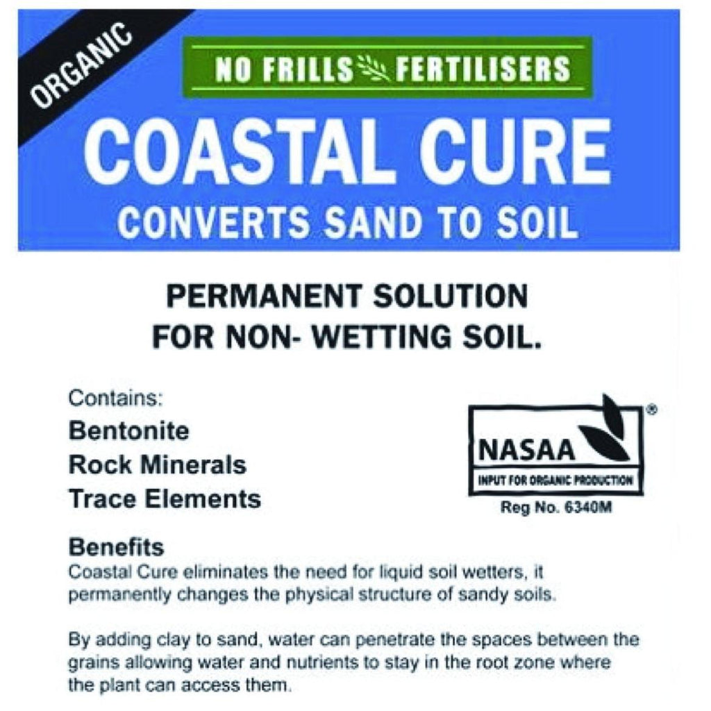 Urban Revolution Australia No Frills - Coastal Cure Sand Remedy