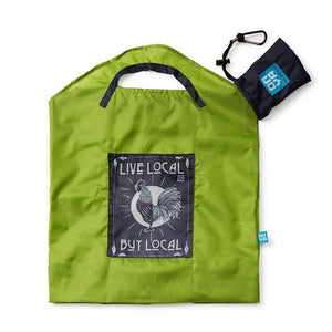 Onya Onya Shopping Bags - Small Shopping Bags Apple / Live Local