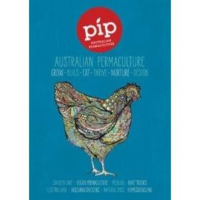 Urban Revolution Australia Pip Magazine - Issue 7 - The Chicken Issue Garden Journals & Publications