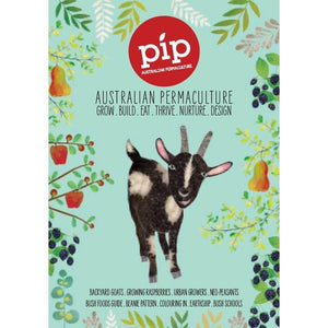 Urban Revolution Australia Pip Magazine - Issue 8 - The Goat Issue Garden Journals & Publications