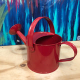 Small Red Children's Watering Can, rear view