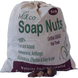 Urban Revolution Australia Soap Nuts MiEco - with Wash Bag Home 1kg