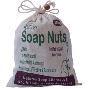 Urban Revolution Australia Soap Nuts MiEco - with Wash Bag Home 250g