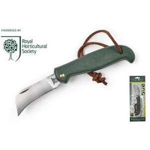 Burgon & Ball Stainless Pocket Knife Garden