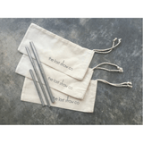 Urban Revolution Australia Straw Stainless Steel - Pouch Home