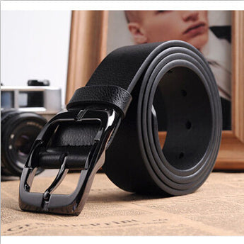 Haviat Black Casual Belt