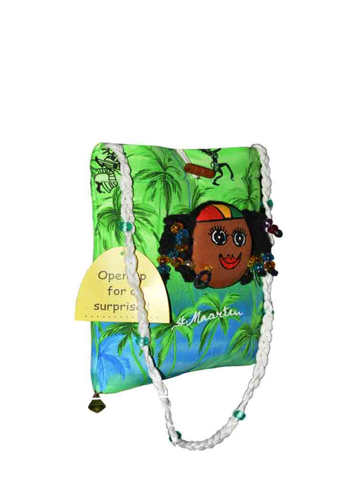 Girl's Passport Bag