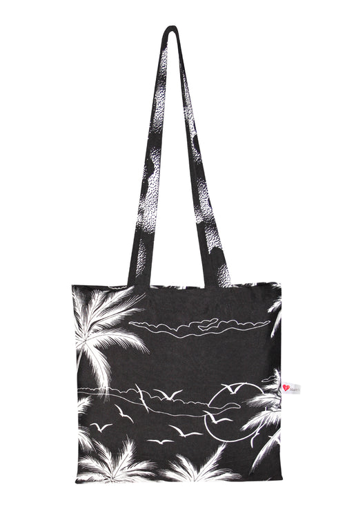 Tote Bag (Pack of 6 Assorted Tree Designs)