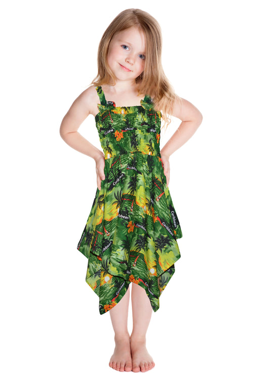 Girls HK Dress