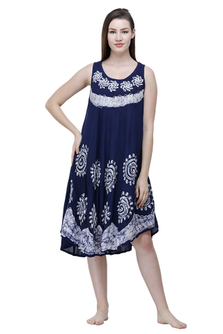 Chiffon Bata Dress
