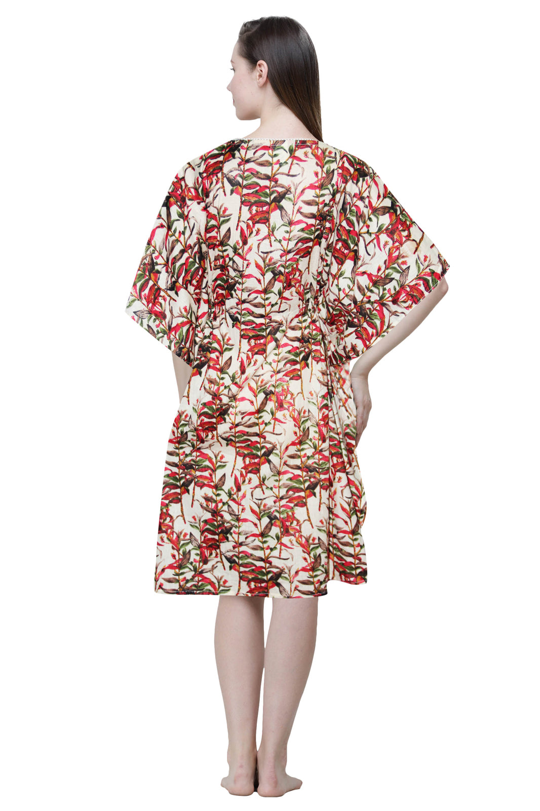 Cotton Short Kaftan