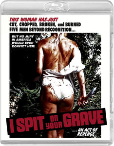 I Spit on Your Grave (1978) (Blu-ray): Ronin Flix