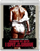 Load image into Gallery viewer, Growing Up with I Spit on Your Grave (Blu-ray): Ronin Flix