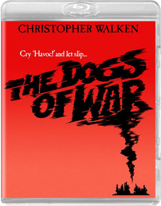 The Dogs of War (Blu-ray): Ronin Flix - Reversible Cover