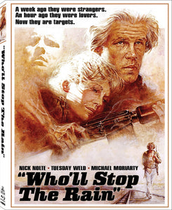 Who'll Stop the Rain (Blu-ray): Ronin Flix - Slipcover