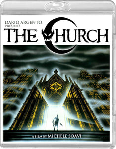 The Church (Blu-ray): Ronin Flix - Reversible Cover