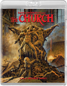 The Church (Blu-ray): Ronin Flix