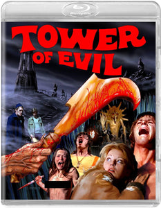 Tower of Evil (Blu-ray): Ronin Flix