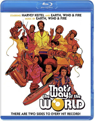 That's the Way of the World (Blu-ray): Ronin Flix