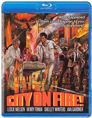 City on Fire (Blu-ray): Ronin Flix