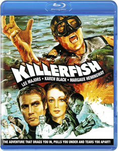 Killer Fish (Blu-ray): Ronin Flix