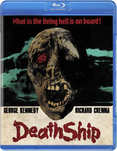 Load image into Gallery viewer, Death Ship (Blu-ray): Ronin Flix - Reversible Cover