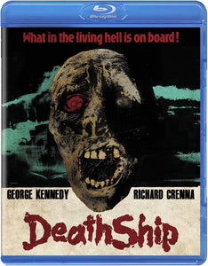 Death Ship (Blu-ray): Ronin Flix - Reversible Cover