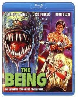 The Being (Blu-ray): Ronin Flix