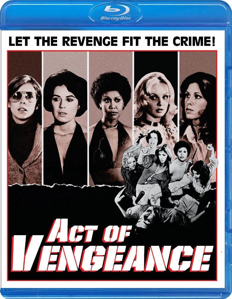 Act of Vengeance (Blu-ray): Ronin Flix