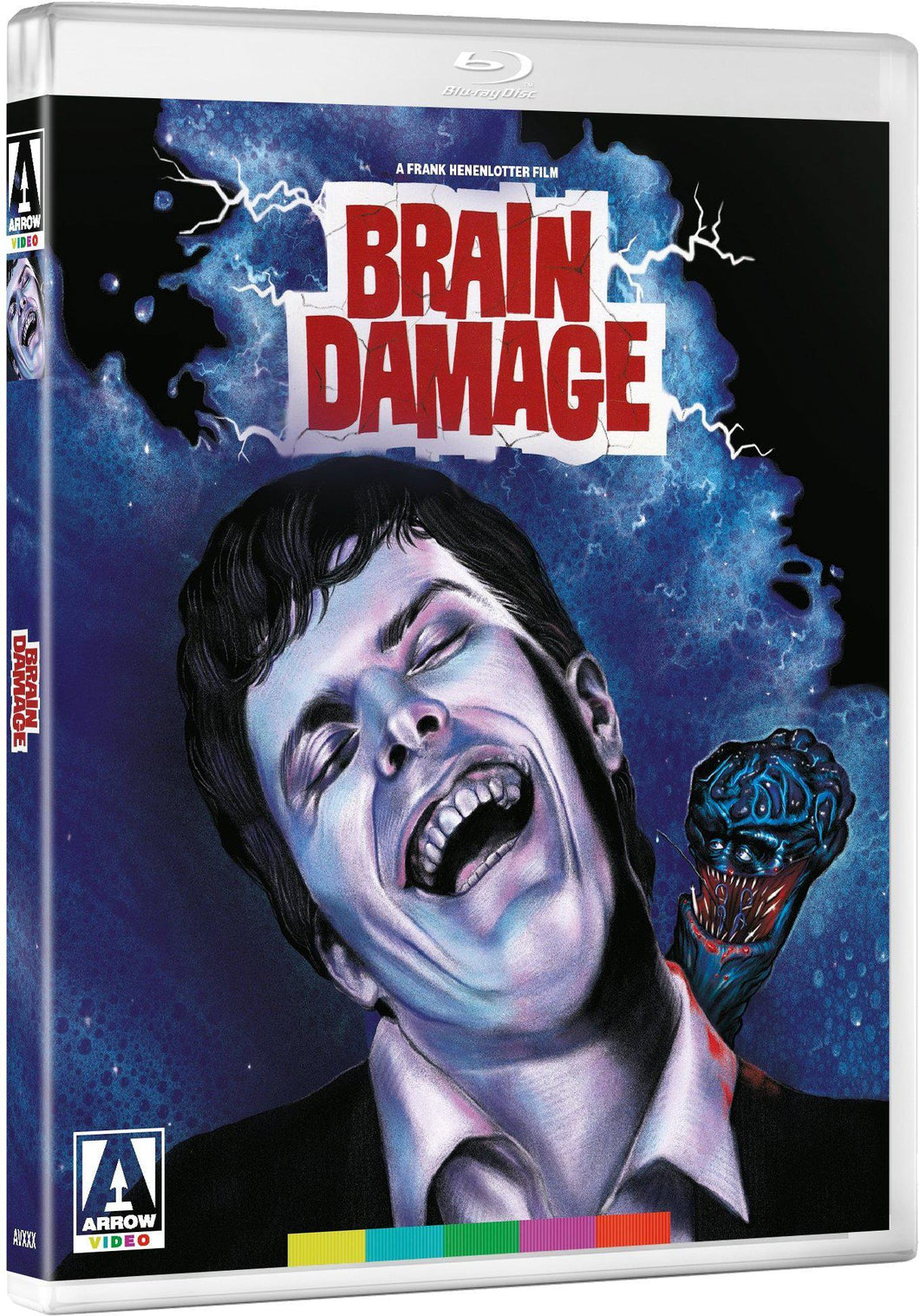 Brain Damage (Blu-ray): Ronin Flix