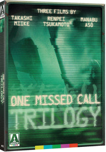 One Missed Call Trilogy (Blu-ray): Ronin Flix