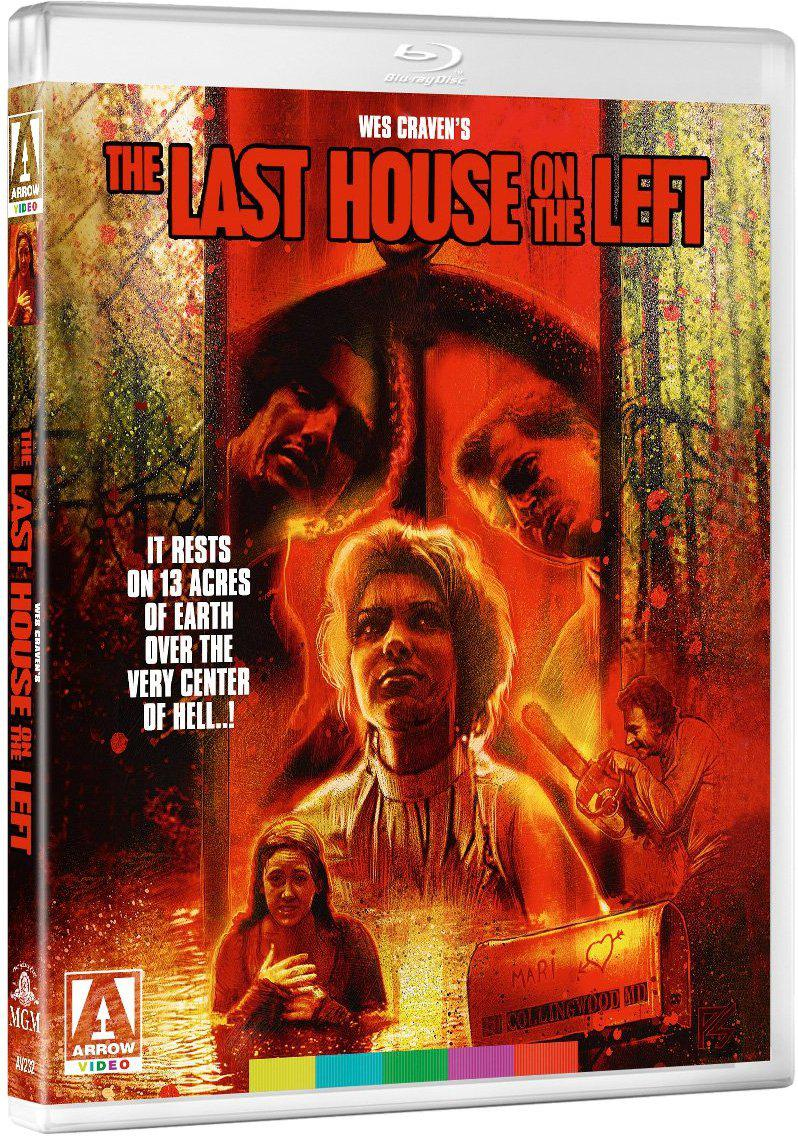 The Last House on the Left (Blu-ray): Ronin Flix