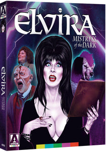 Elvira - Mistress of the Dark (Blu-ray): Ronin Flix