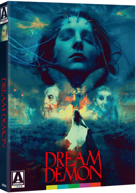 Dream Demon (Blu-ray): Ronin Flix