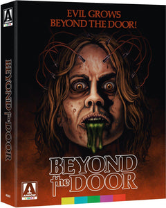 Beyond the Door 2 Disc Set (Blu-ray): Ronin Flix