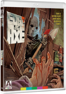 Edge of the Axe (Blu-ray): Ronin Flix