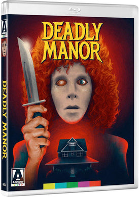 Deadly Manor (Blu-ray): Ronin Flix