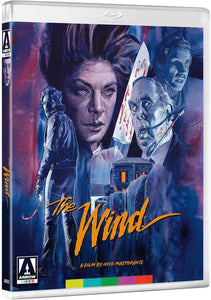 The Wind (Blu-ray): Ronin Flix