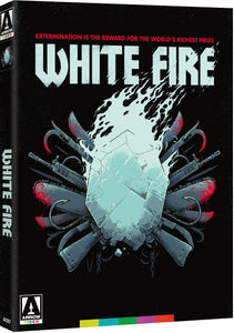 White Fire (Blu-ray): Ronin Flix