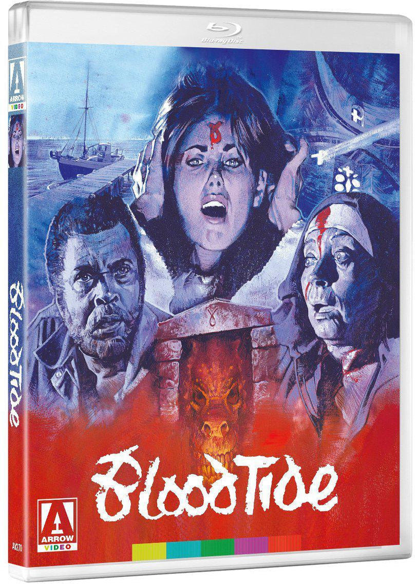 Blood Tide (Blu-ray): Ronin Flix