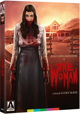 The Woman (Blu-ray): Ronin Flix