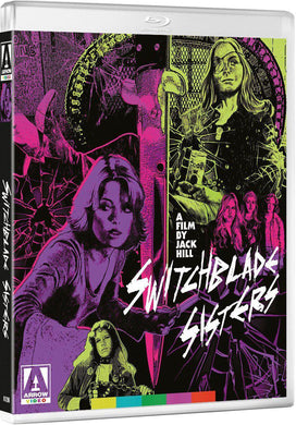Switchblade Sisters (Blu-ray): Ronin Flix
