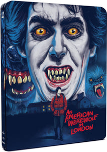 An American Werewolf in London Steelbook (Blu-ray): Ronin Flix