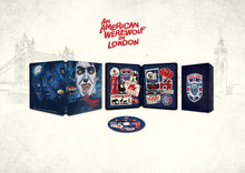 Load image into Gallery viewer, An American Werewolf in London Steelbook (Blu-ray): Ronin Flix - Beauty Shot