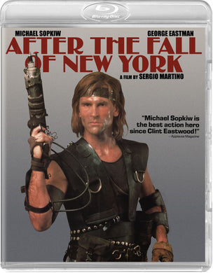 After the Fall of New York (Blu-ray):  Ronin Flix