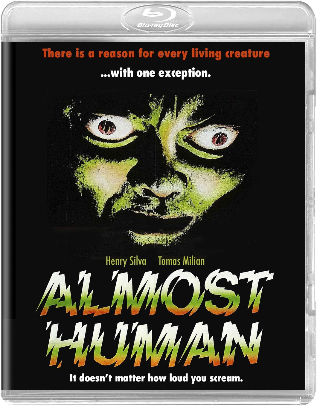 Almost Human (Blu-ray): Ronin Flix