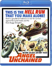 Load image into Gallery viewer, Badass Biker Flix (4 Disc Blu-ray Set): Ronin Flix - Angel Unchained
