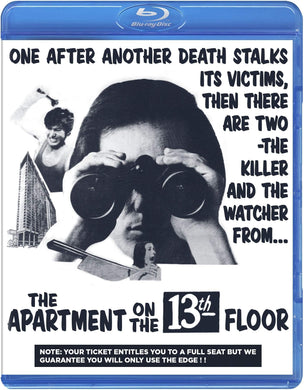 The Apartment on the 13th Floor (Blu-ray): Ronin Flix