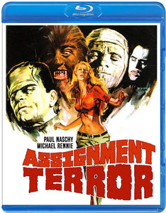 Assignment Terror (Blu-ray): Ronin Flix
