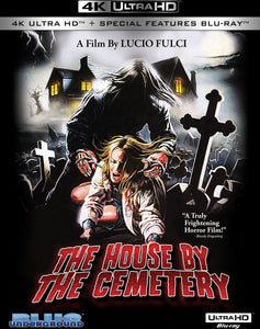 The House by the Cemetery 4K UHD (2 Disc Set) (Blu-ray): Ronin Flix